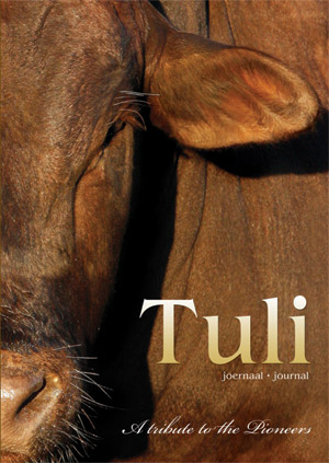 Tuli Cattle 2009 Journal