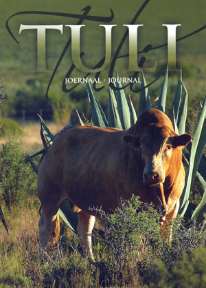 Tuli Cattle 2010 Journal
