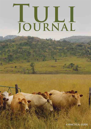 Tuli Cattle 2011 Journal