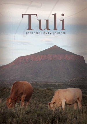 Tuli Cattle 2012 Journal